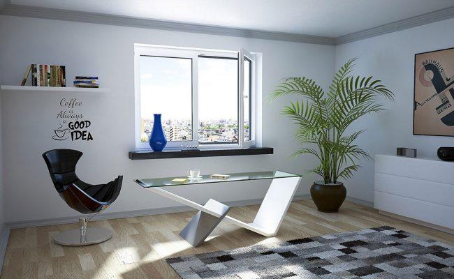 Arbeitszimmer_mit_Holz_Aluminiumfenster_DUOLINE_3c